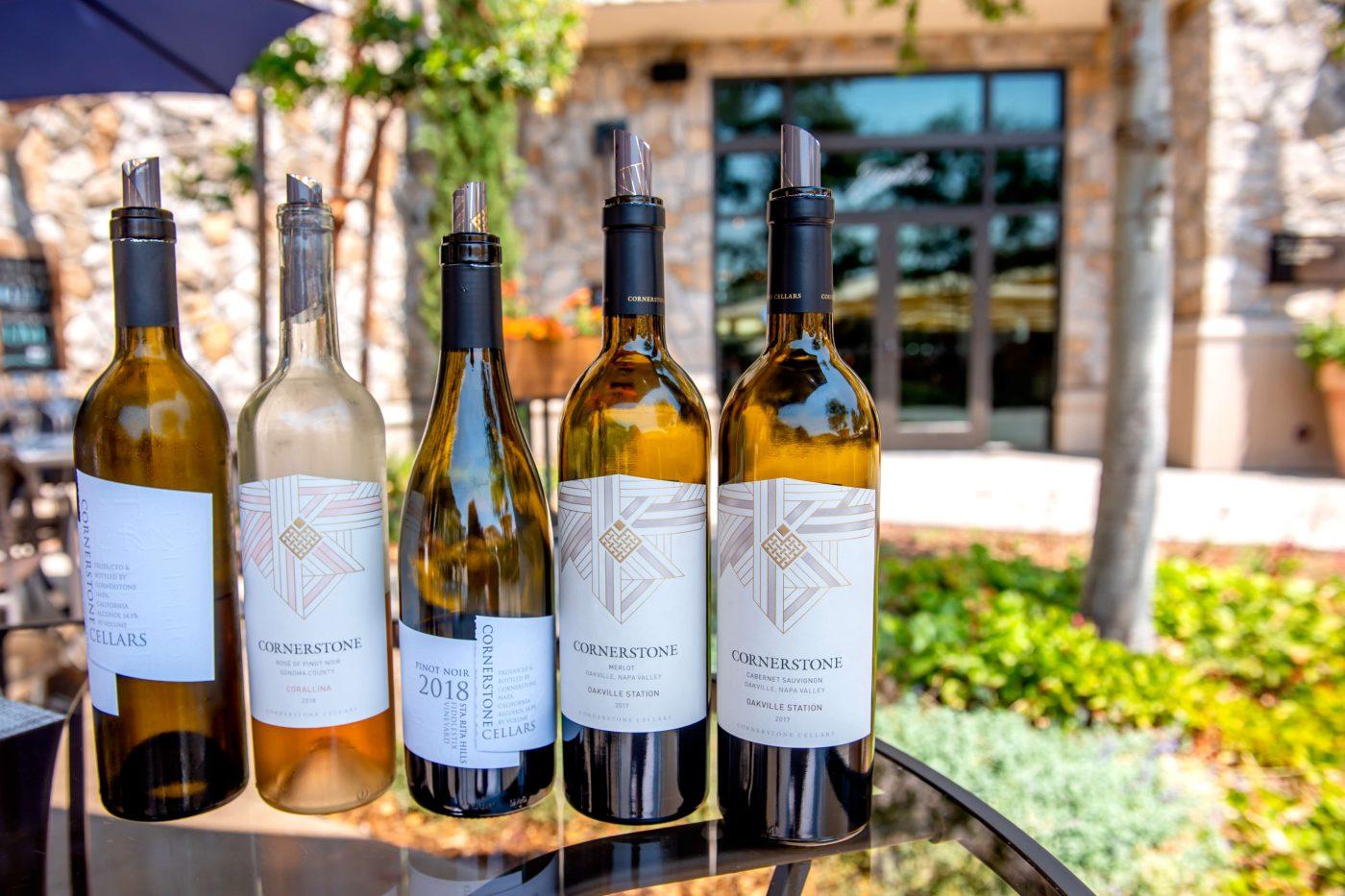 Cornerstone Wines