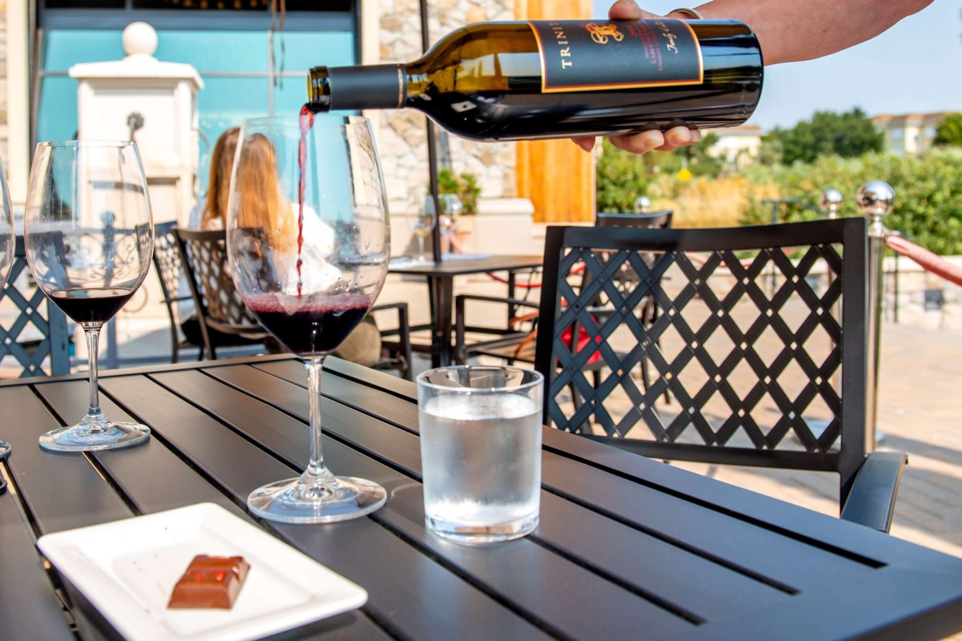 Trinitas Wine Tasting