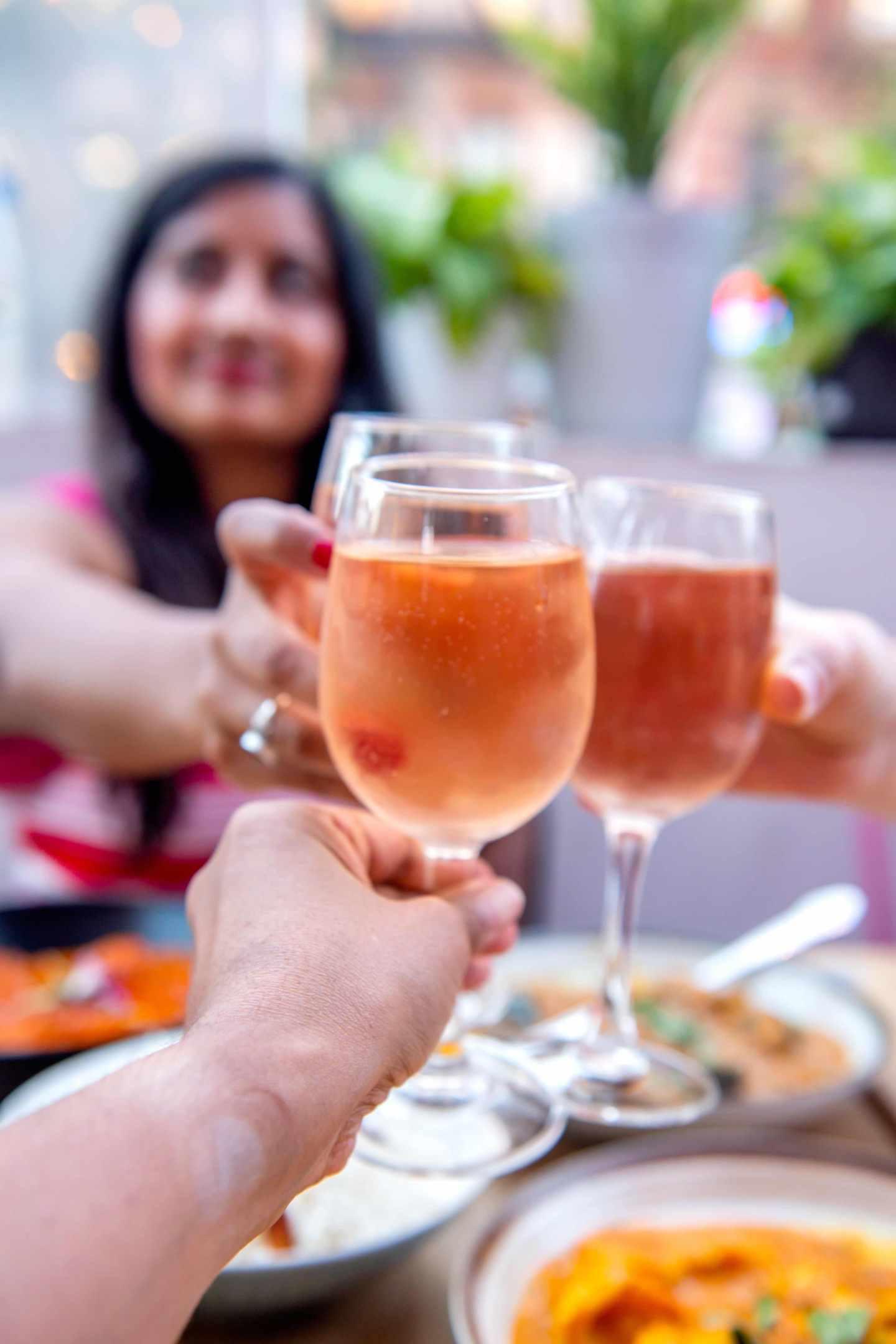 Badshah Rose. Best Indian Restaurants in Hell's Kitchen. Badshah.
