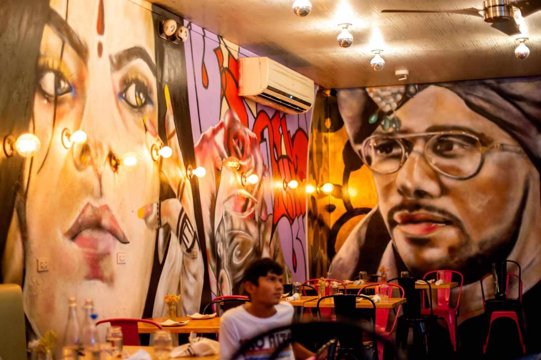 Badshah Indoors. Best Indian Restaurants in Hell's Kitchen. Badshah.