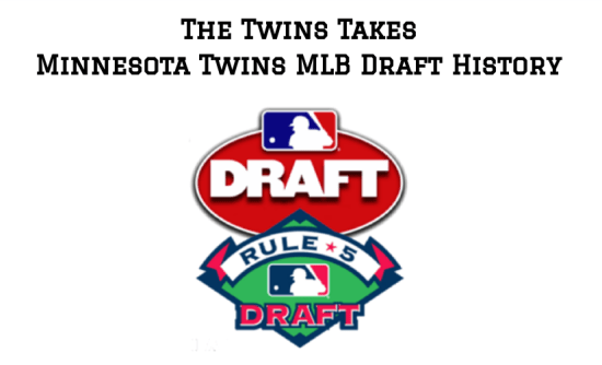 Read about the History of the Minnesota Twins & the MLB Draft