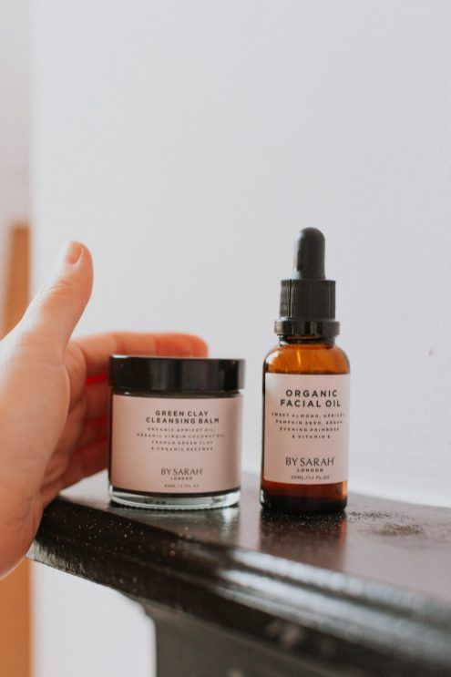 A review of By Sarah skincare range