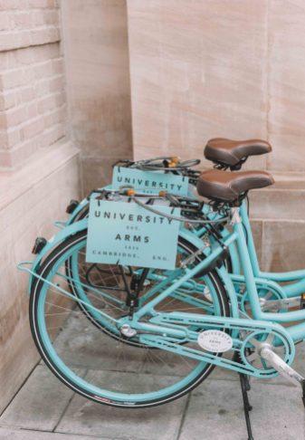 A visit to Cambridge