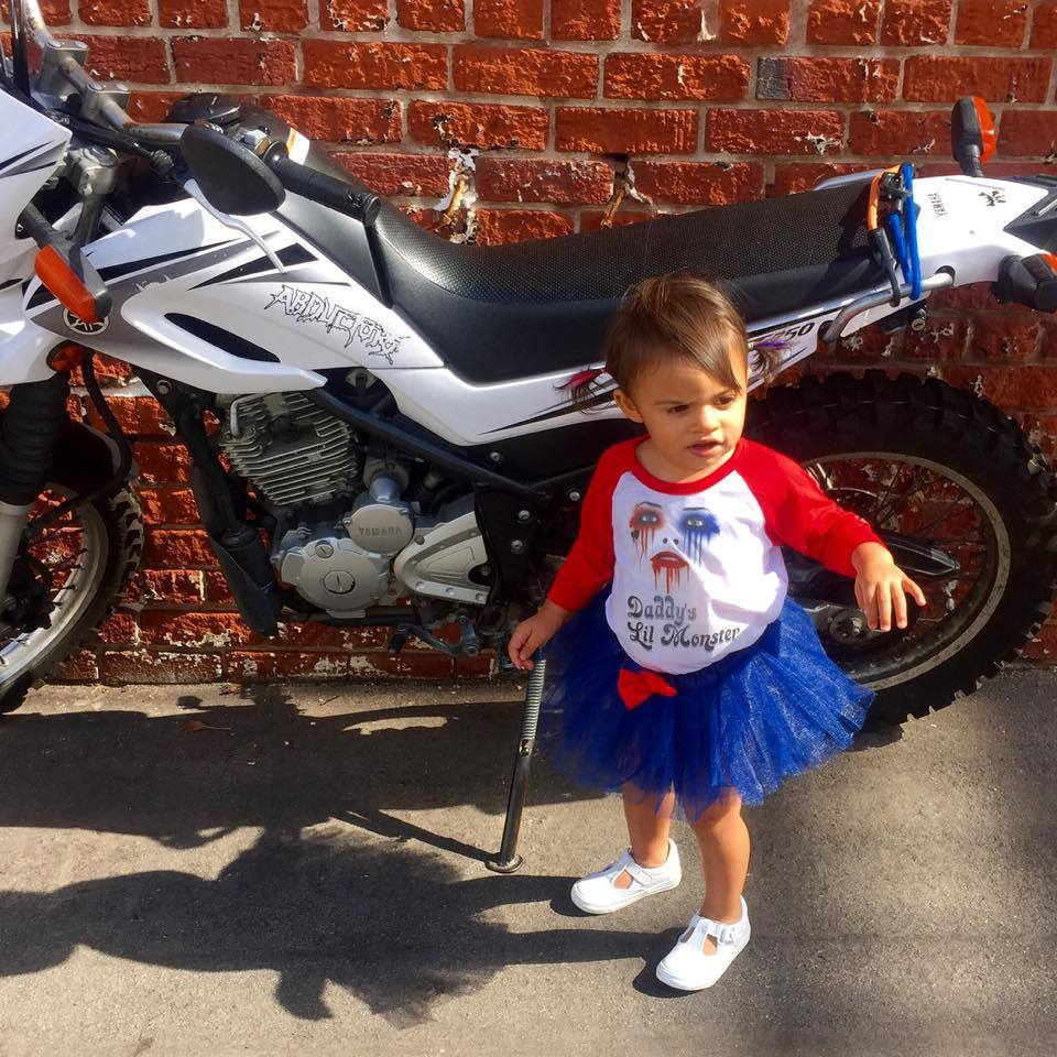 DIY Baby Harley Quinn Costume Tutorial