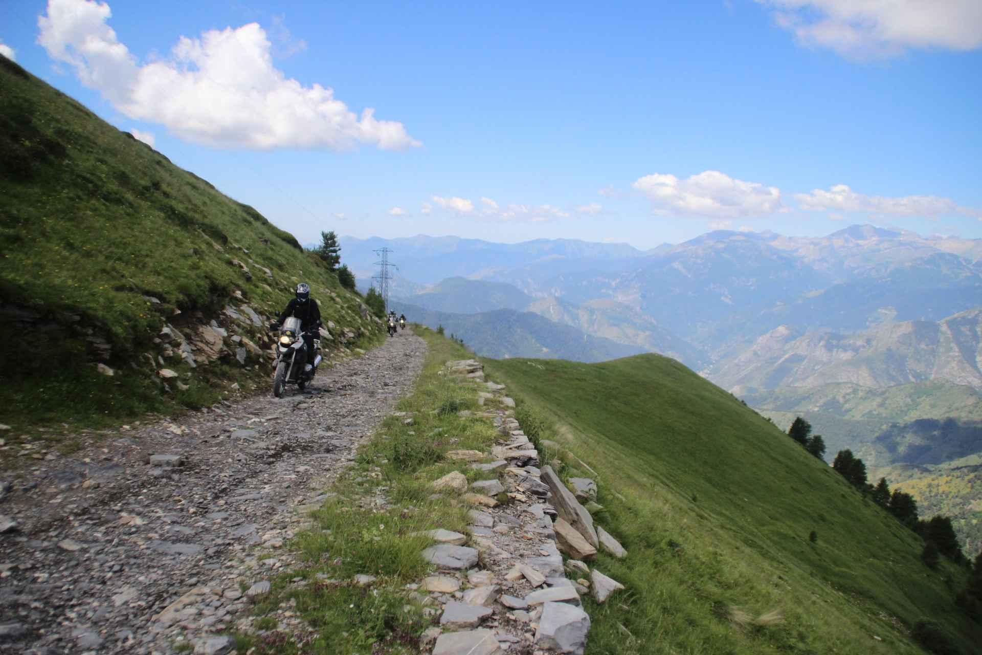 TwinTrail Alps Adventure - Colle Tanarello