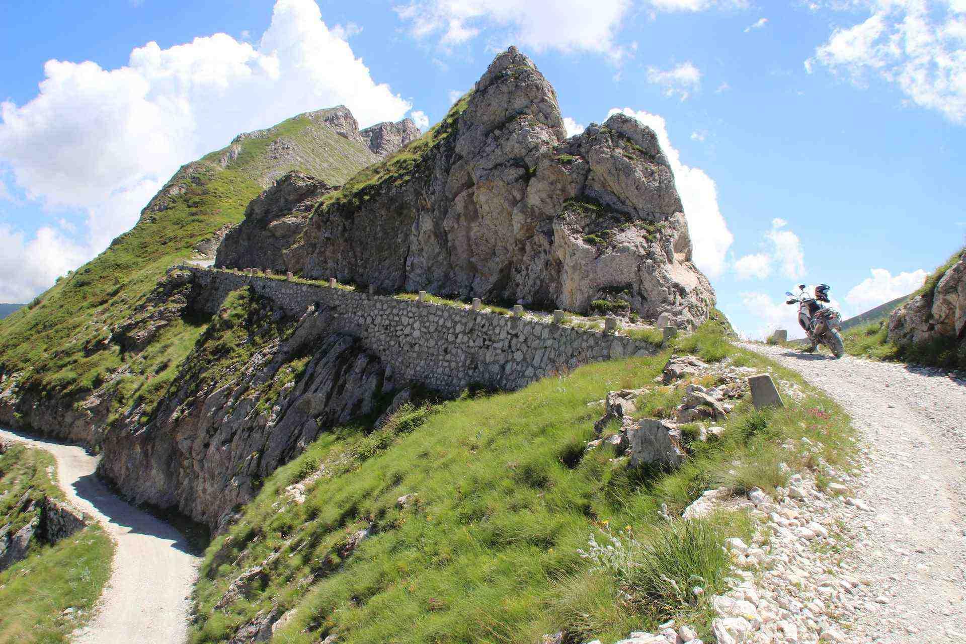 TwinTrail Alps Adventure - Colle della Boaria