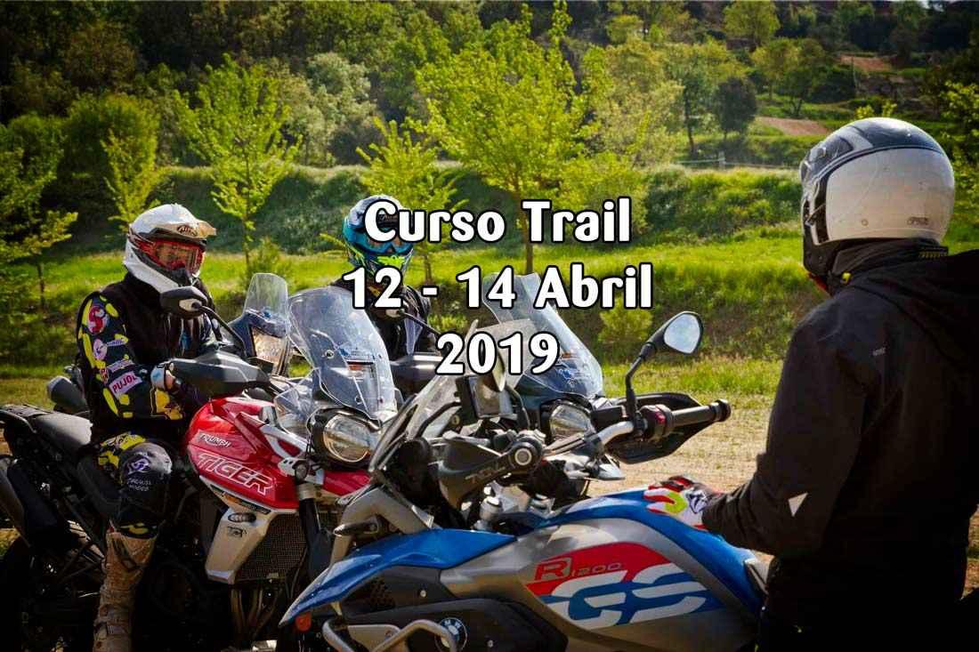 Curso de Iniciación al Trail - Abril 2019