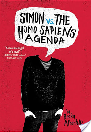 REVIEW: simon vs. the homo sapiens agenda; becky albertalli