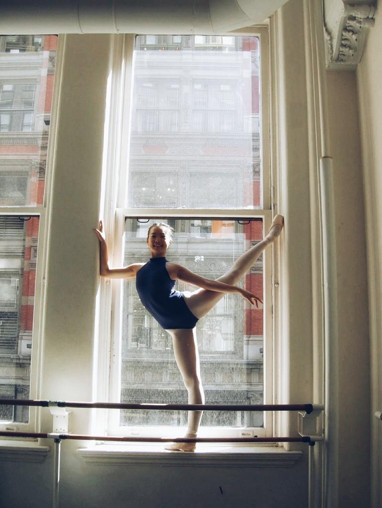american ballet theatre studio