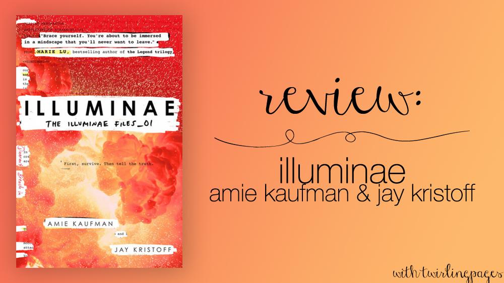 review - illuminae