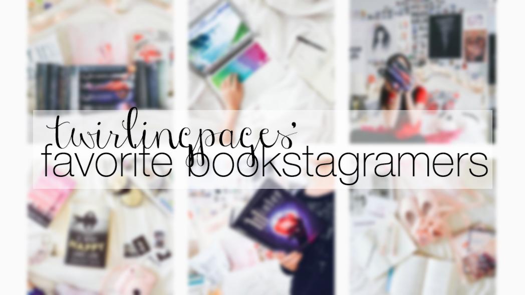 favorite bookstagramers