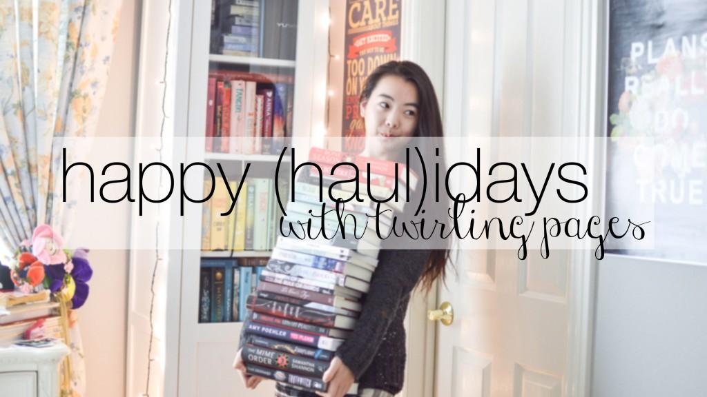happy haulidays