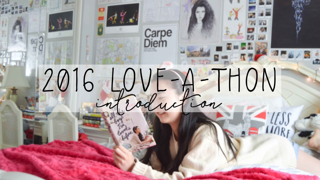 2016 LOVE-A-THON introduction