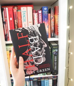 half bad, by sally green
