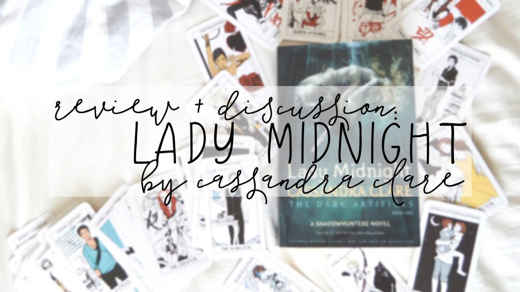 review - lady midnight