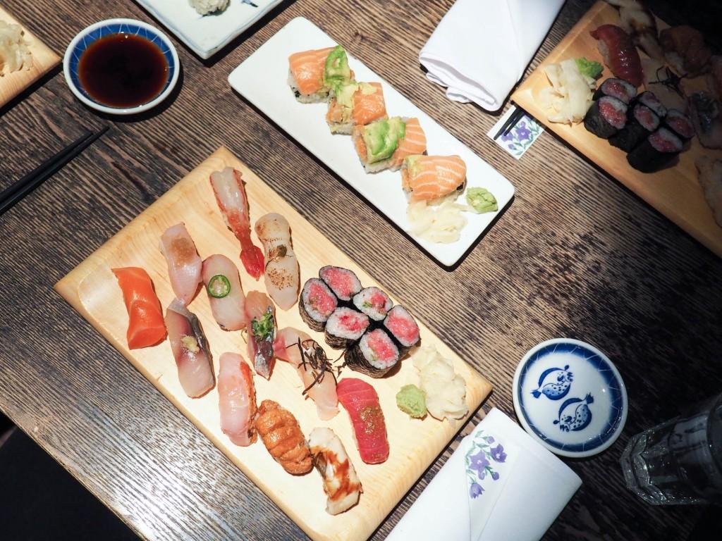 sushi yakasa