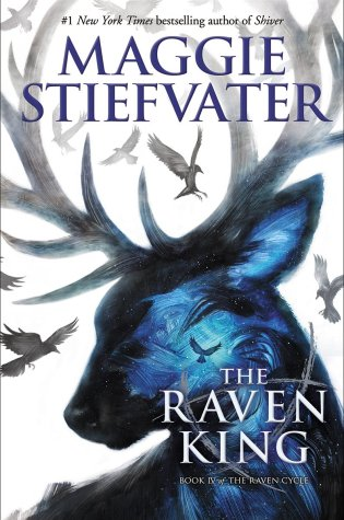 REVIEW: the raven king, by maggie stiefvater