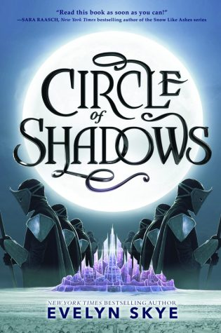 interview with evelyn skye // circle of shadows blog tour