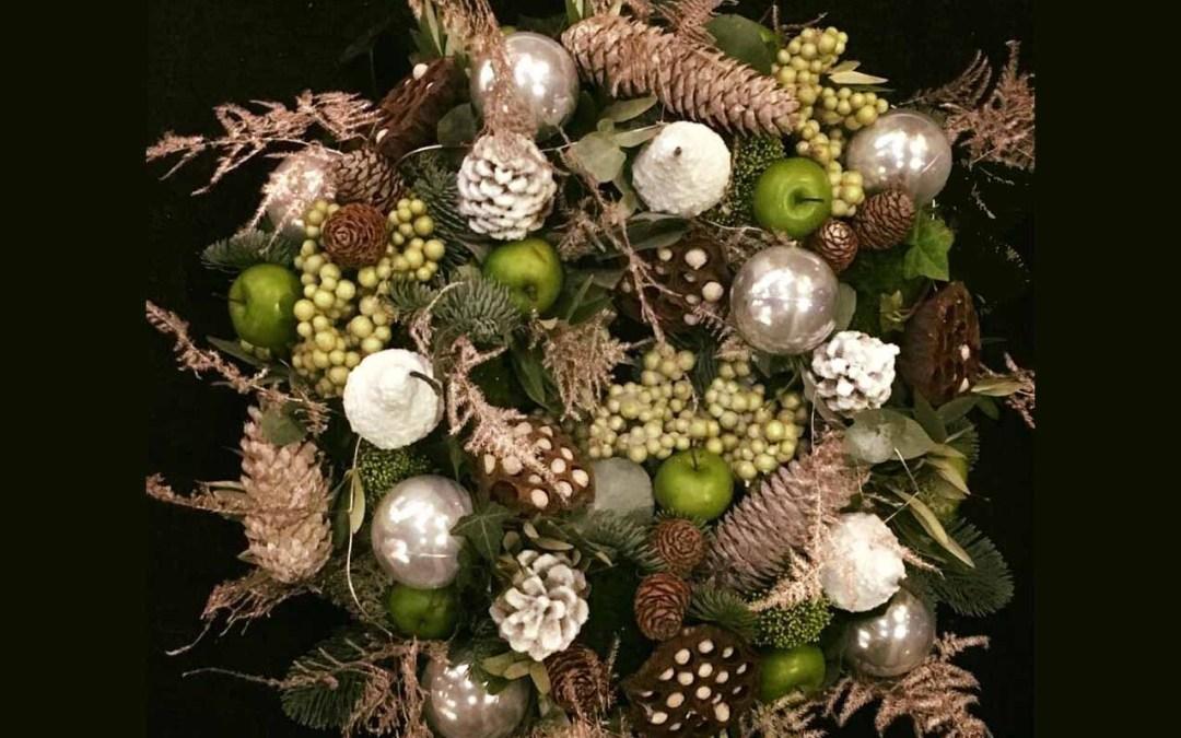 Betekenis van Kerstkrans en Festoen