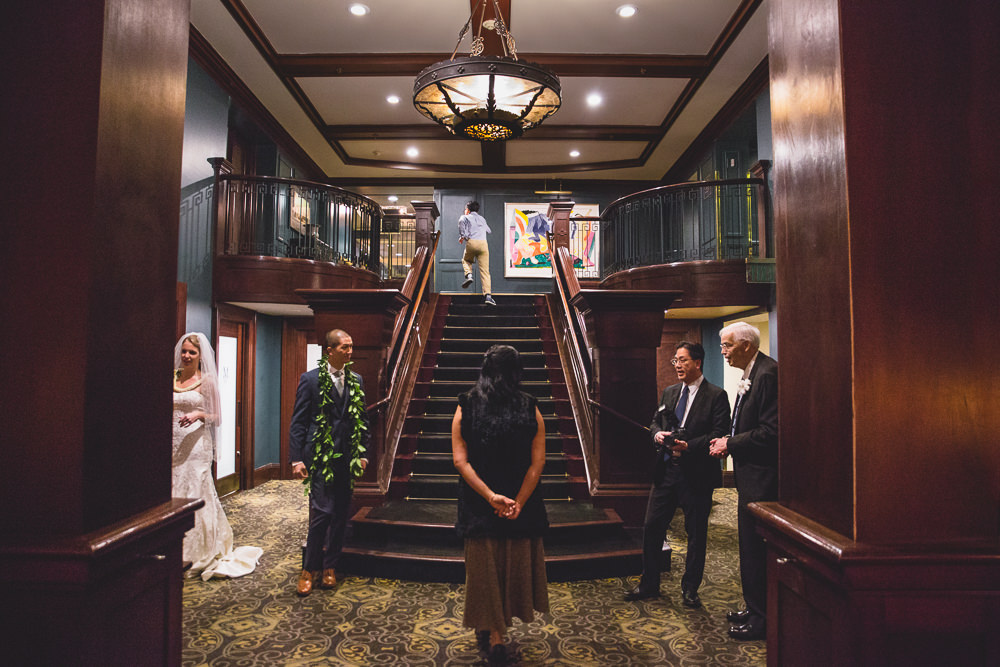 Elizabeth + Ryan's Elopement at Jake's Sentinal Hotel