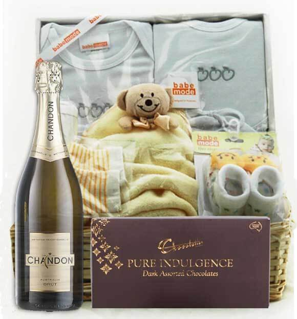 Baby Gift Neutral Gift Hamper