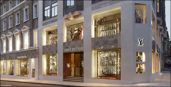Louis Vuitton Opens London Flagship Store | Twisted Lifestyle