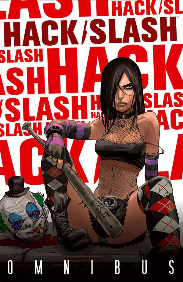 Hack/slash omnibus cover