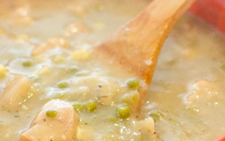 Chicken And Dumplings | Twisted Tastes