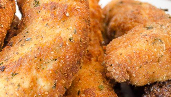 Crispy Chicken Tenders   Twisted Tastes