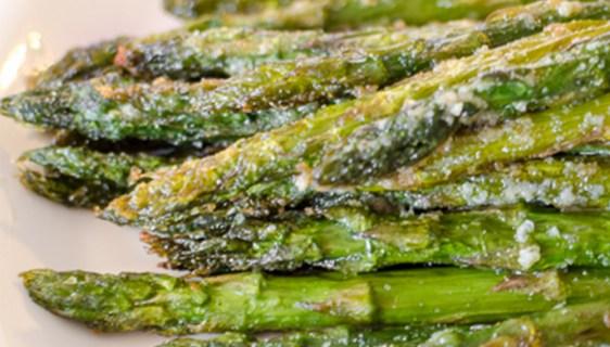 Roasted Asparagus | Twisted Tastes