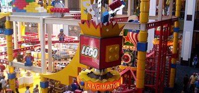 Legoland Disappears