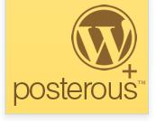 WordPress + Posterous