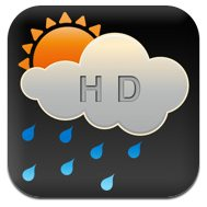 noaa weather radio hd icon