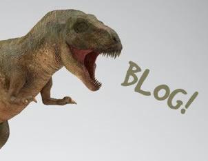 Blog Dinosaur