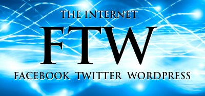 Facebook Twitter WordPress