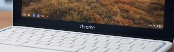 Google Chromebook Banner