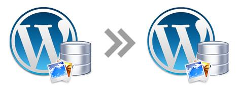 Move WordPress