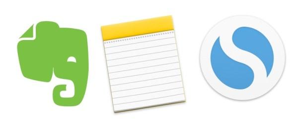 Mac Note Taking Apps