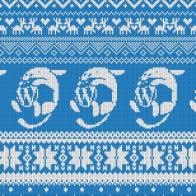 Wapuu Christmas