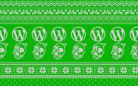 WordPress Wapuu Holiday