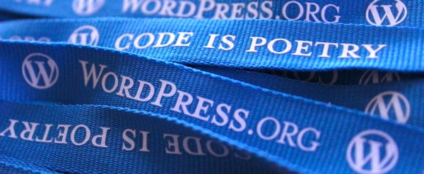 WordPress lanyards