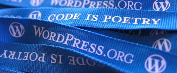 WordPress lanyards