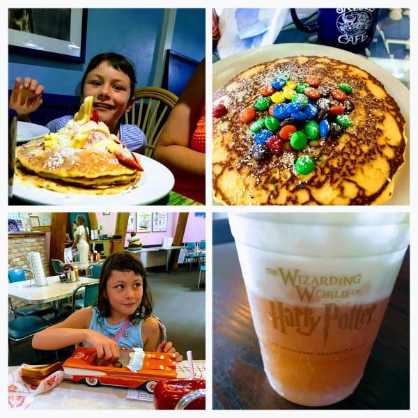 M&M Pancakes, Butterbeer