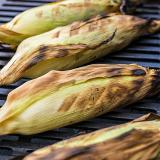 Sweet Corn On Grill