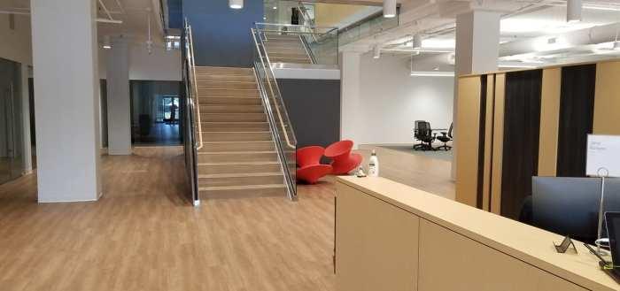 Inside Office Space