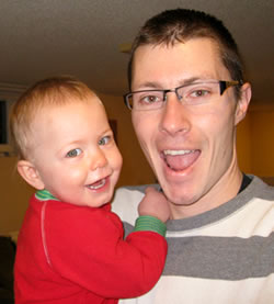 Lily and Dad Jan11