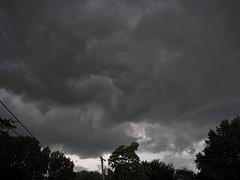 Storm Clouds 7/27/10