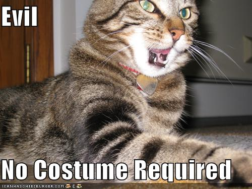 Evil - No Costume Required v2