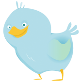 Tweeter. A Twitter Bird