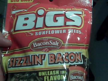 Mmmmm ... Everything taste better with a little bacon flavor.
